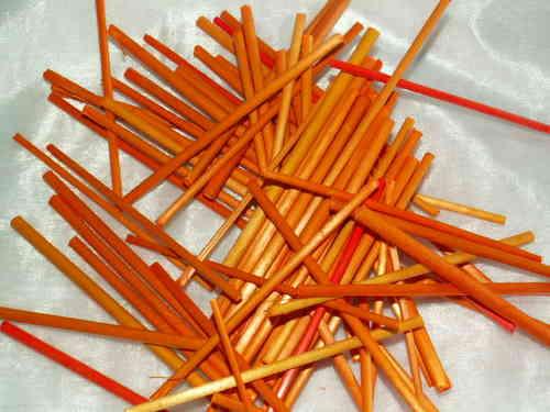 holzst be orange die tischdekoration zu allen gelegenheiten. Black Bedroom Furniture Sets. Home Design Ideas