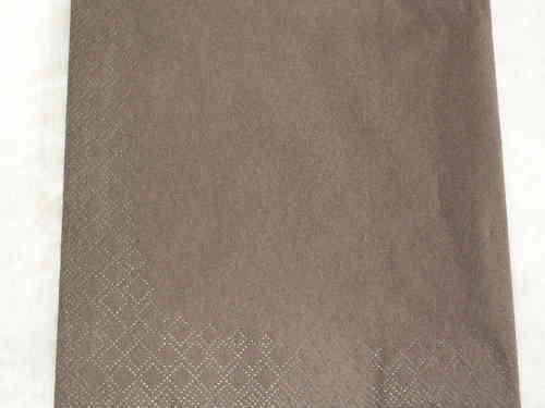 servietten mokka braun die tischdekoration zu allen gelegenheiten. Black Bedroom Furniture Sets. Home Design Ideas