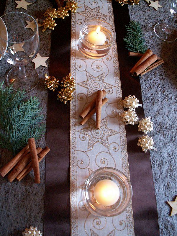 tischdekoration weihnachten 9 tischdeko weihnachten. Black Bedroom Furniture Sets. Home Design Ideas