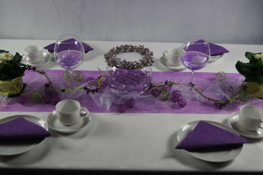 Tischdeko Fruhjahr 6 Die Tischdekoration