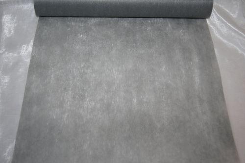 Taftband 1m creme 70mm  Drahtkante Konfirmation Tischband Hochzeit